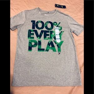 Old Navy Active Boys T-Shirt 10/12 BRAND NEW